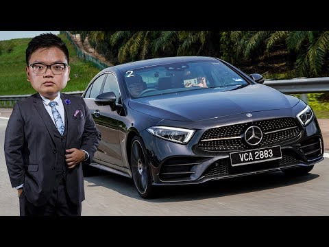 FIRST DRIVE: Mercedes-Benz CLS450 AMG Line Malaysian review - RM700k