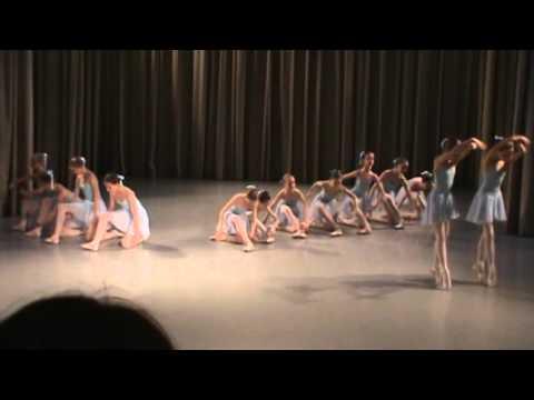 Anastasia Souhami in Dance