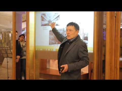2015-01-13 Экскурсия по Самарской Филармонии
