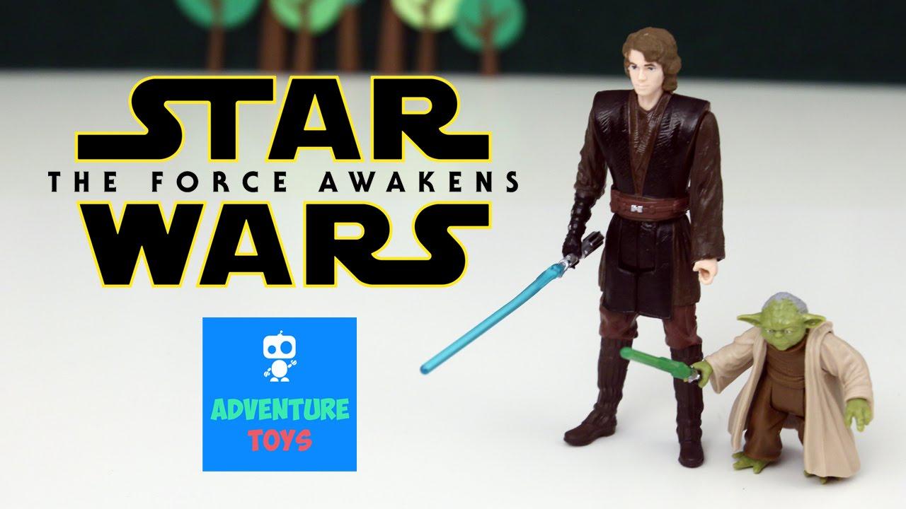Star Wars Episode Iii Revenge Of The Sith Anakin Skywalker And Yoda Youtube