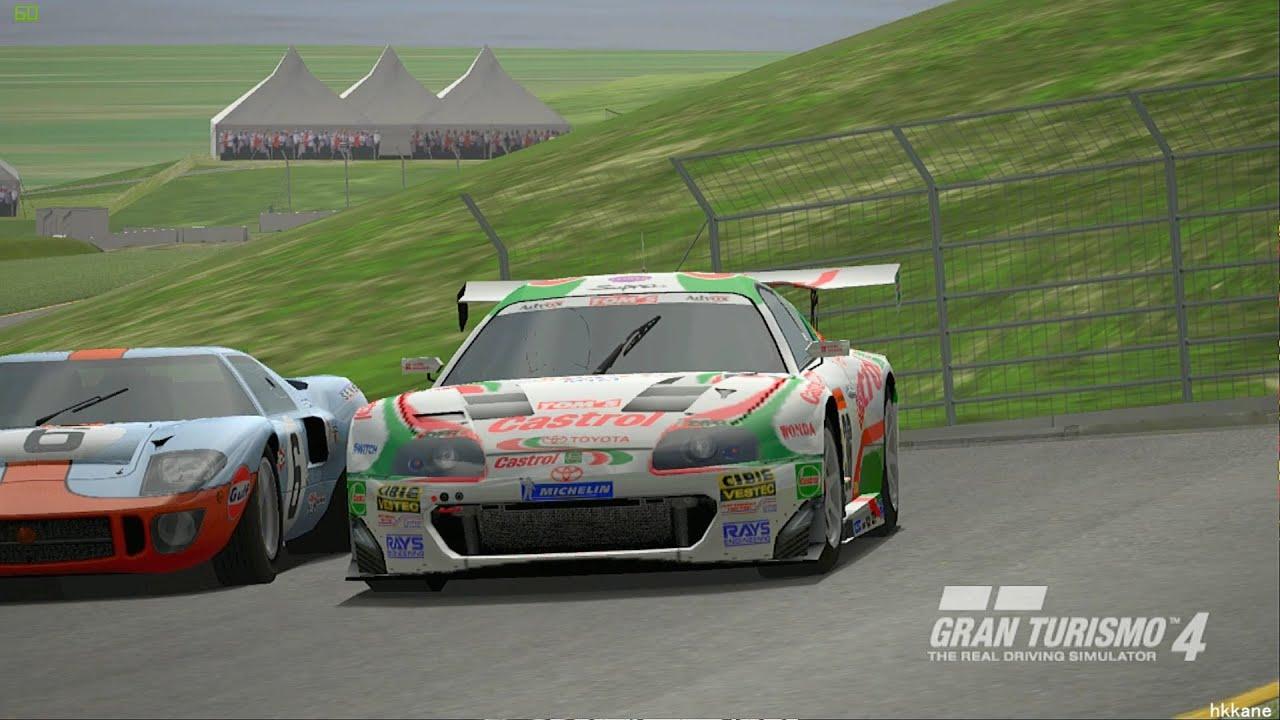 Gran Turismo 4 PCSX2 1080p 60fps Test Gameplay