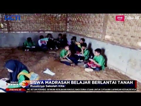 Memprihatinkan! Begini Kondisi Sekolah Rusak di Daerah Pelosok Indonesia - SIP 15/10