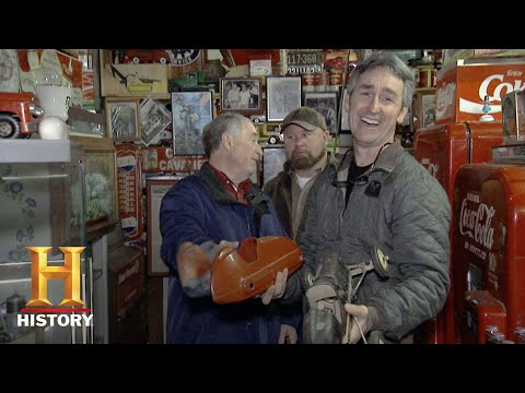 American Pickers: The Most Dangerous Toy Ever Made | History