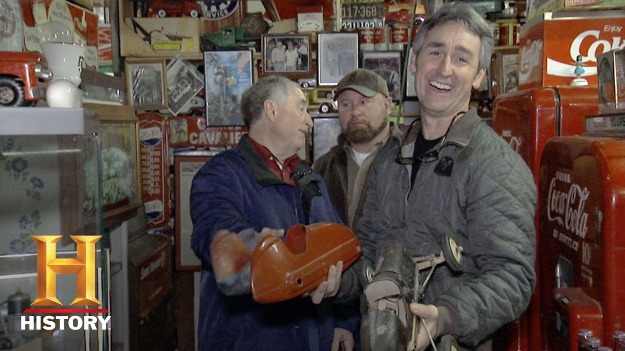 Free Car History Report >> American Pickers: The Most Dangerous Toy Ever Made (Season ...