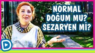 Sezaryen mi - Normal Doğum mu? Sezaryen Nedir?