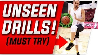 3 UNSEEN Basketball Shooting Drills To INSTANTLY Hit More Shots (MUST TRY)