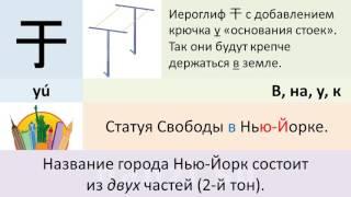 Мнемонический курс китайского языка. Урок 6(Благодаря этому курсу Вы без труда сможете запомнить значение, произношение и тон иероглифов с помощью..., 2016-07-27T20:50:19.000Z)