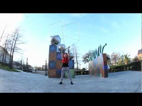 Eric Scott Baker spinning cube!