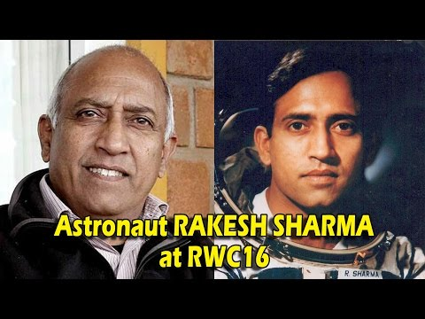 How to enjoy life - Astronaut Rakesh Sharma