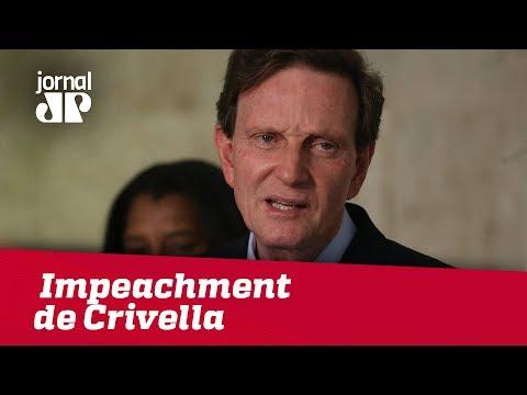 Câmara do Rio vota impeachment de Crivella | Jornal JP