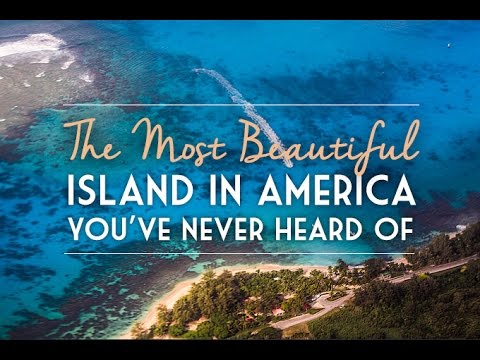 The Most Beautiful Island in America You've Never Heard Of