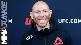 UFC on ESPN+ 13: Josh Emmett post fight interview