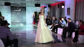 Свадебное платье Амарантос (Дом моды BELFASO 2014)