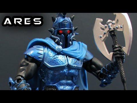 DC Universe Classics ARES Figure Review