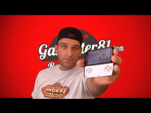 Sony Ericsson Xperia Play Review - Gamester81