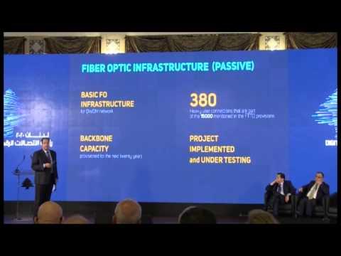 Lebanon 2020 Digital Telecom Vision_Internet Gateway_Eng. Naji Andraos