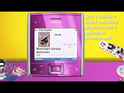 Submarino.com.br   Smartphone Nokia X5