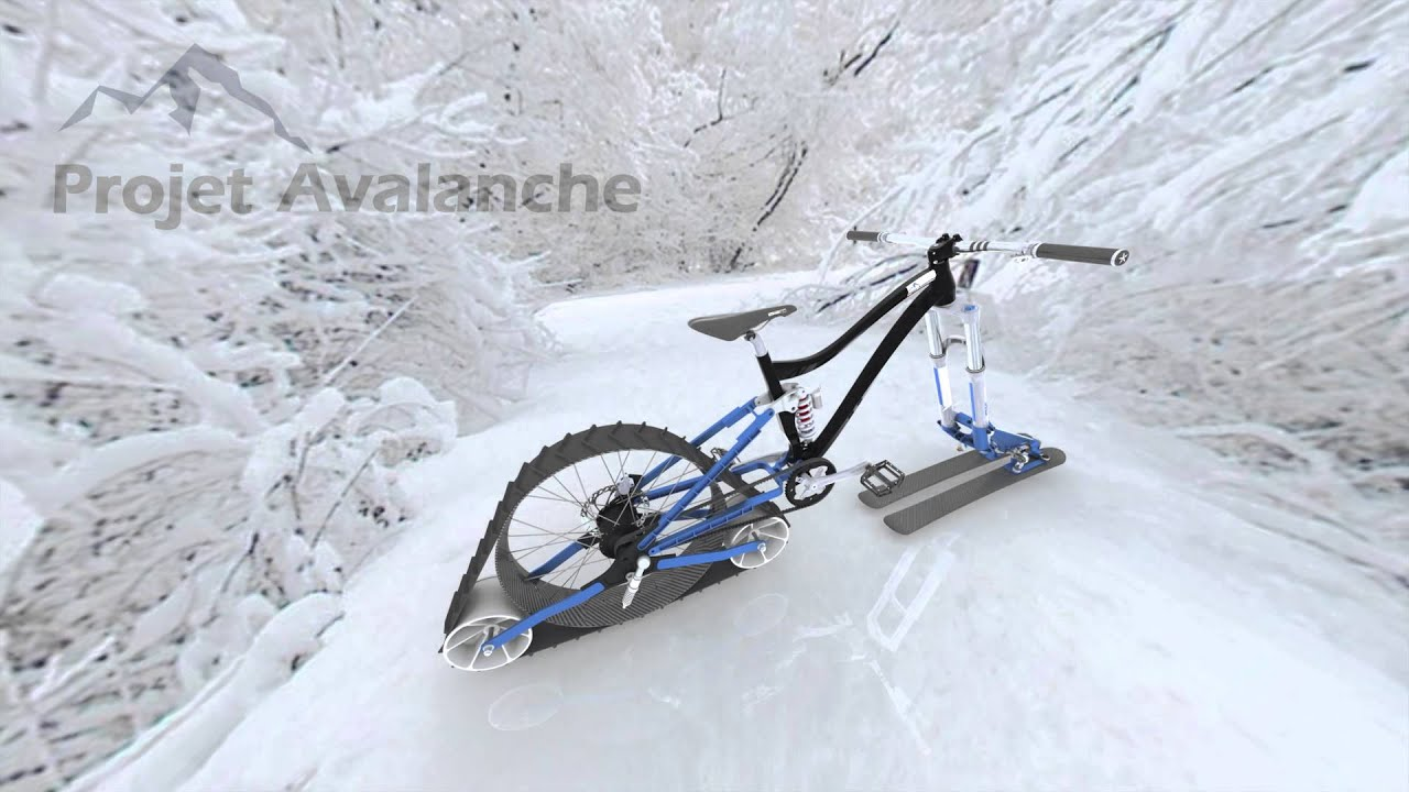 how to make a avalanche project