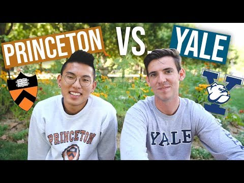 Life at PRINCETON vs YALE - Academics, Extra-Curriculars, Parties? feat. Nic Chae