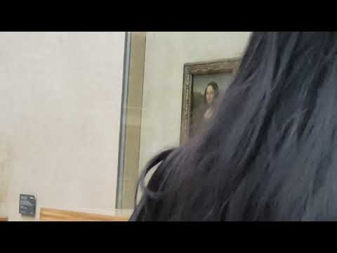 Мона Лиза вам улыбнется;)