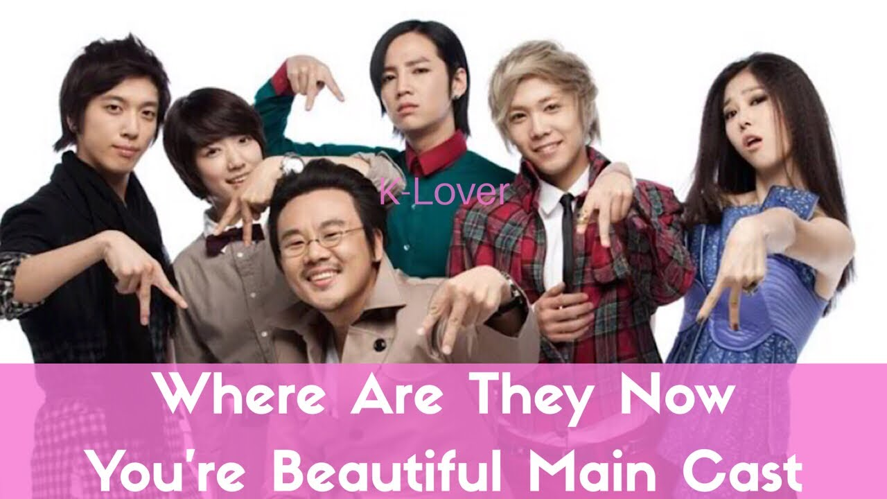 Download Where Are They Now? (You're Beautiful Cast)