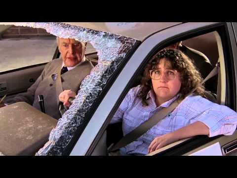 The Naked Gun: student driver car chase