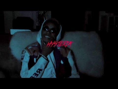 FREE] NIGHT LOVELL TYPE BEAT 'HYSTERIA' | DARK TRAP - Jay