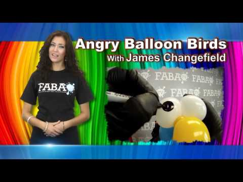 Angry Balloon Birds By James Changefield - FabaTV.com