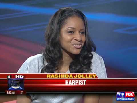 Rashida Jolley Contest...