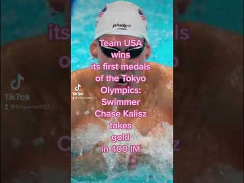 Team USA wins its first medals of the Tokyo Olympics: Swimmer ...