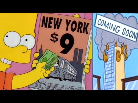 9/11 in Cartoons