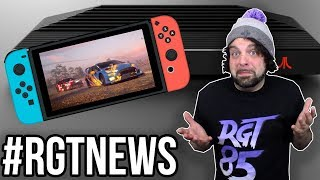 Nintendo Switch Sets Sales RECORDS - Ataribox REVEAL? #RGTNEWS   RGT 85