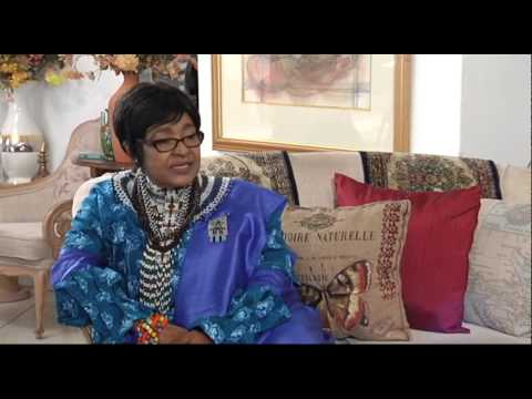 Winnie Mandela's exclusive full interview with the SABC [2014]