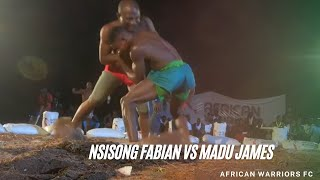 African Warriors Fighting Championship: Nsisong Fabian vs Madu James - full wrestling bout