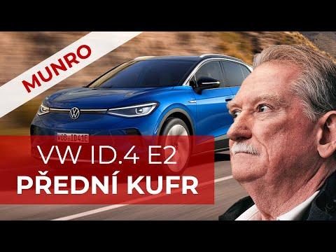 VW ID.4 Sandy Munro E2: Přední kufr