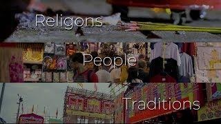 """""""Virtual Hong Kong: New World, Old Traditions"""" Showreel"""