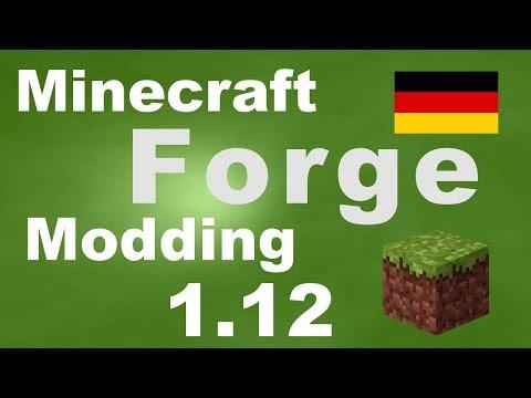 Setup & Installation - Minecraft Forge Mods Programmieren 1.12 - Forge Modding #1 [Deutsch]