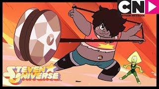 Steven Universe | Smoky Quartz | Amethyst and Steven Fuse | Earthlings | Cartoon Network