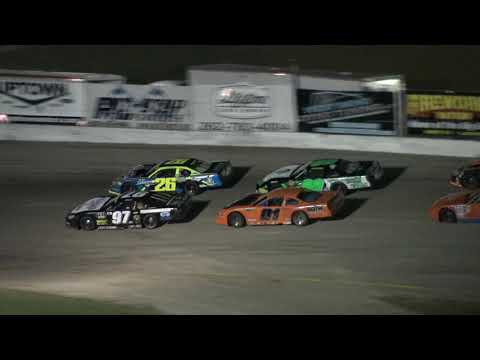 Slinger Speedway Late Model Feature Sept 1 2019