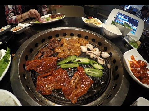 Spring grill house korean bbq hamilton ontario - How to build a korean bbq table ...