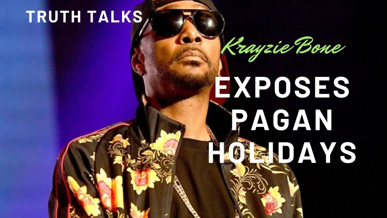 Krayzie Bone Exposes Rituals:Who's Behind These Holidays?