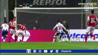 Video Gol Pertandingan Sporting Braga vs FC Porto