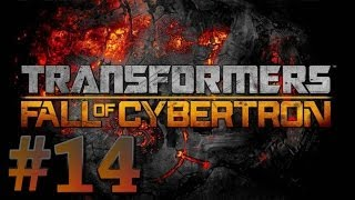 "Прохождение Transformers: Fall Of Cybertron, Протокол ""Немезида"" (14)."