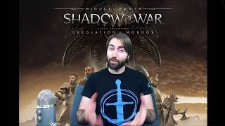 Intro to the July 17 Free Game Updates + Subjects of Upcoming Reveal Streams for Shadow of War