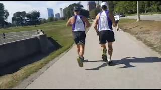 Run the Milwaukee Lakefront Marathon with Kate | My Marquette