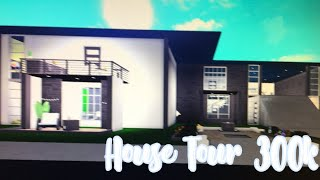 ROBLOX | Bloxburg | House Tour 300k