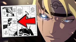 Naruto Has Sacrificed His 'Life' For Everyone! Naruto & Sasuke vs Jigen - Boruto Chapter 38 Review