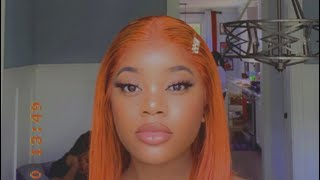 CHIT-CHAT GRWM// I TRIED A NEW HAIR COLOR🧡// HOW YOUTUBE HAS BOOSTED MY CONFIDENCE