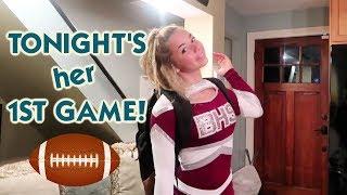 Blog Cheerleader upskirt