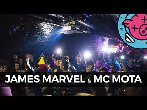 James Marvel & Mc Mota rozžiarili celý Subclub - Drum'n'Brainz AFTERMOVIE